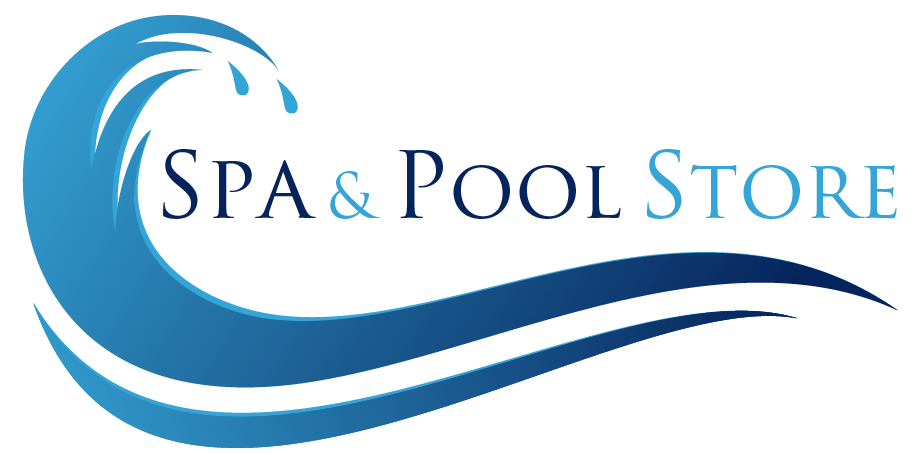 spa and pool store logo